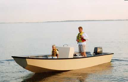 Building a small boat - fishing boat plans