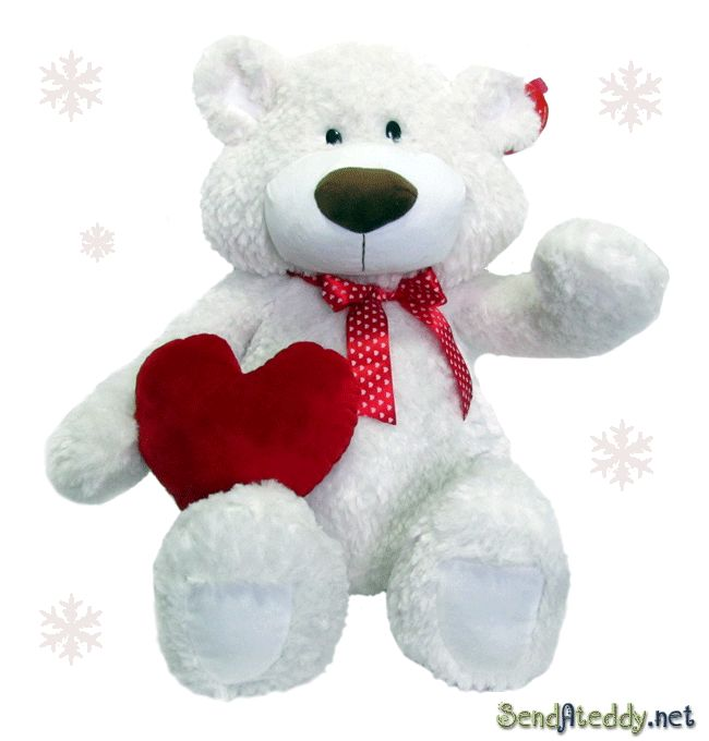 20 best valentine teddy bears images on pinterest   teddybear, Ideas