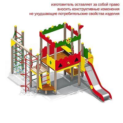 005296 - Детский игровой комплекс «Форт»