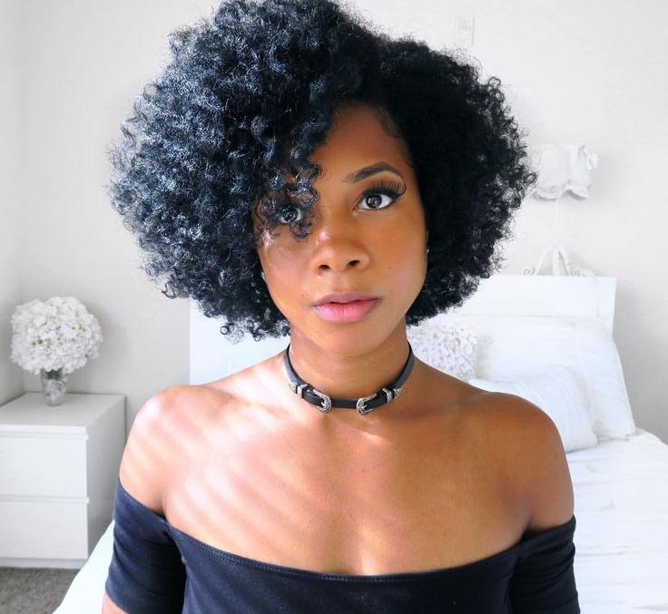 - Toni Mitchell (@toningtoni) Afro hair. Natural hair. Kinky hailr. Pretty hair. Afro texture.