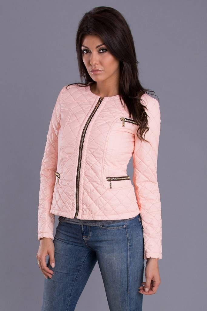 Attentif Attentif Jacket Rosa Steppjacke Jade Shop 365