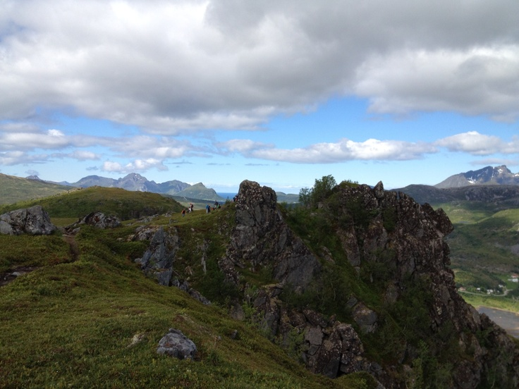 My beuteful island, Vestvågøy in Lofoten, Norway