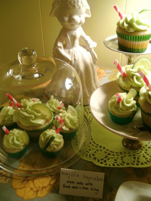 Mojito Cupcakes.....:))))))): Cupcakes Recipies, Cupcake Recipes, Mojito Experimental, Mojito Cupcakes, Cupcakes Recipes, Recipes Cakes, Cupcakes Parties, Favorite Recipes, Cupcakes Rosa-Choqu