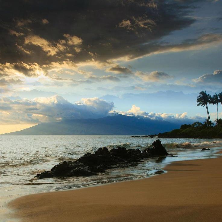 Beach at Hawaii