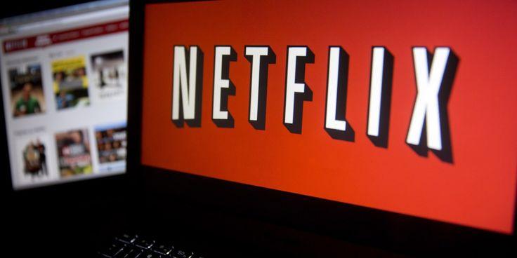 Netflix Illustrations Ahead Of Earnings