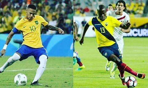 Mañana 16:00 horas  #Eliminatorias #Ecuador vs #Brasil  Cual es tu pronóstico ? #eliminatoriasrusia2018 Dos victorias en todo su historial tiene la selección de #Ecuador en los enfrentamientos por Eliminatorias mundialistas ante #Brasil. #Deportes #Leading