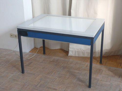 4 leuchttisch lichttisch in berlin mitte basteln handarbeiten und kunsthandwerk ebay. Black Bedroom Furniture Sets. Home Design Ideas