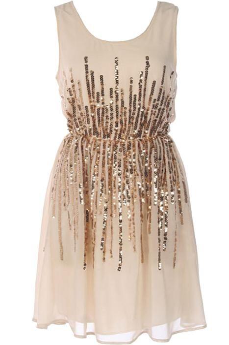 Sparkler Dress...Love this!