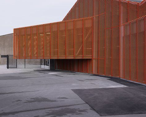 ZAP' ADOS, Calais, 2011 - Bang Architectes