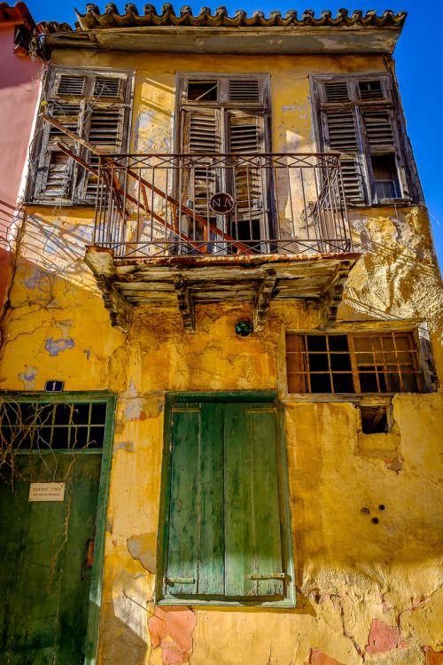 Ναύπλιο, Ελλάδα - Nafplion Greece