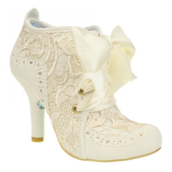 Irregular Choice | Xhr-list | Heels | Abigails Party,  shoes for an alternative bride