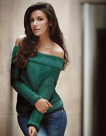 Womens bottle green jumper from Lipsy - £32 at ClothingByColour.com