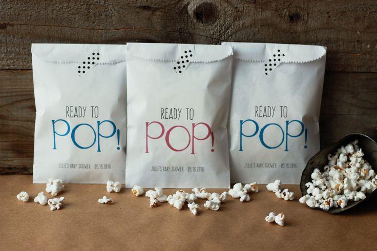 Baby Dusche gefallen Taschen - Ready zu Gunsten Taschen, Taschen von Popcorn Pop von GiveItPretty auf Etsy https://www.etsy.com/de/listing/266974482/baby-dusche-gefallen-taschen-ready-zu