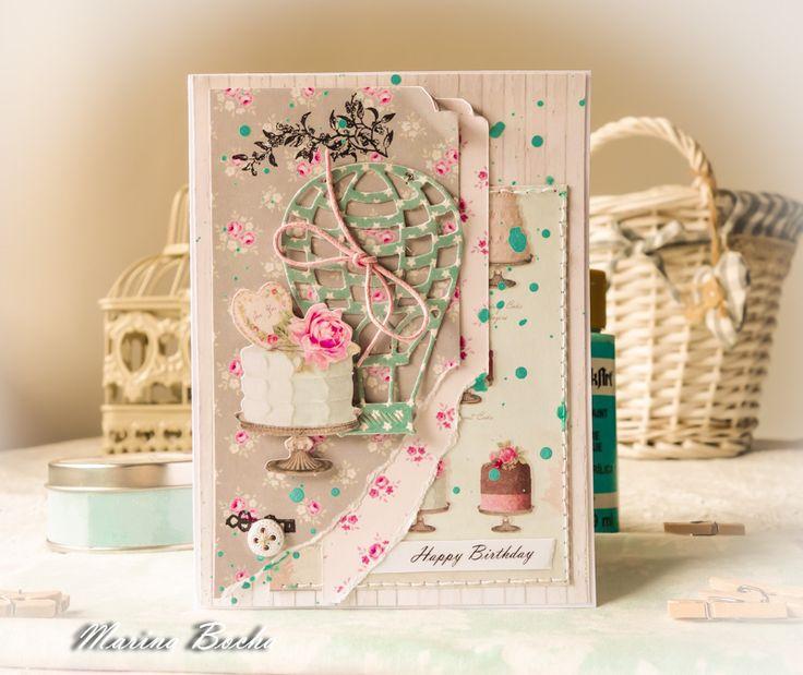 Самодельные открытки с окошком