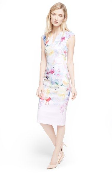Ted Baker London Dress - I could use a pencil dress like this