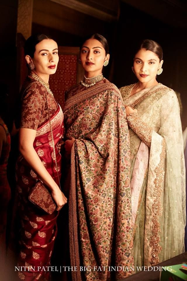 Sabyasachi Mukherjee saree or sari