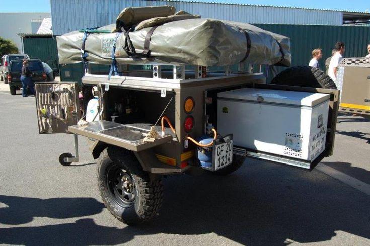 les 104 meilleures images du tableau off road trailers remorques tout terrain sur pinterest. Black Bedroom Furniture Sets. Home Design Ideas