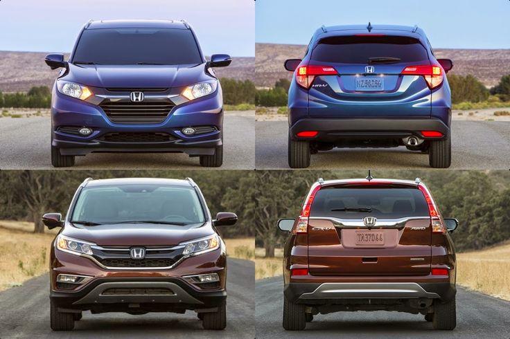 Resultado De Imagen Para Honda Hrv Vs Crv Honda Pinterest Honda