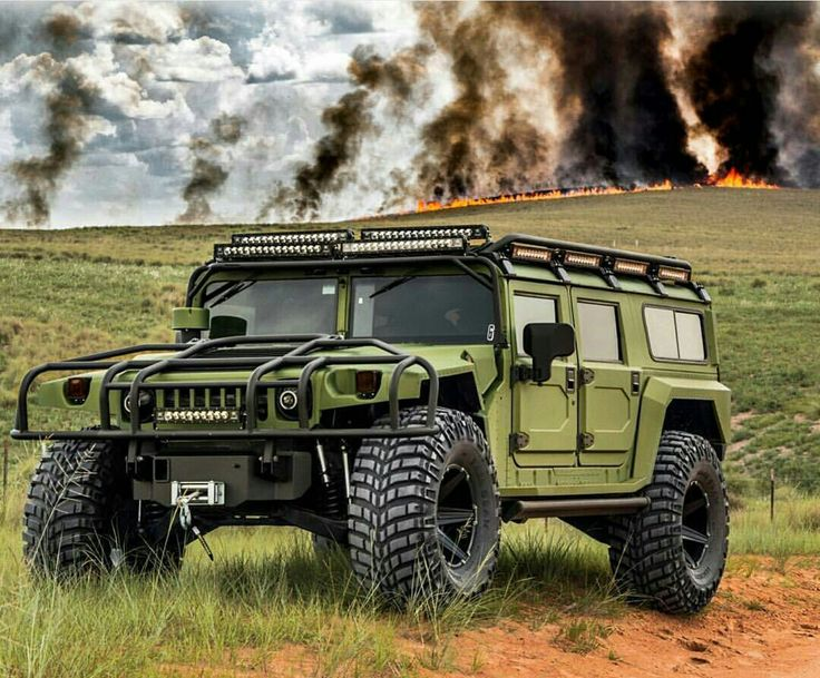 Image result for hummer h1 green