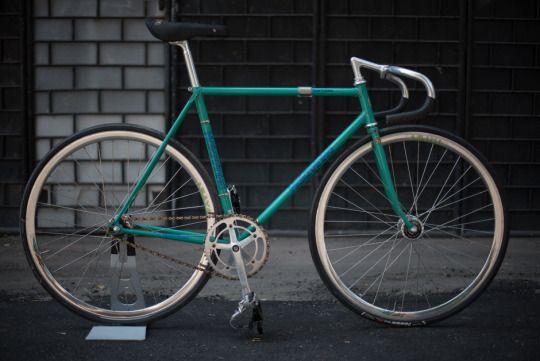 #fixie #fixedgear #pista #bike