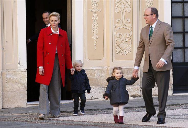 Tweeling prins Albert kent wereldleiders al