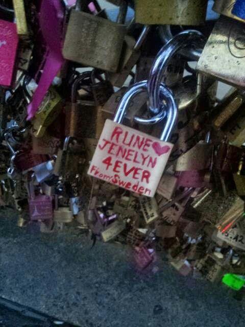 Bridge of love @paris