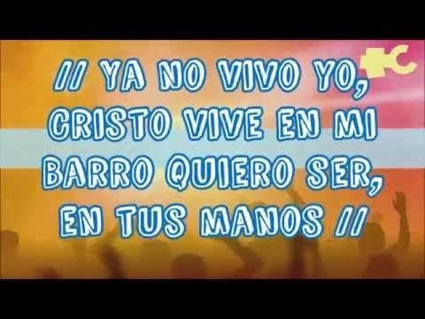 De Gloria En Gloria - Marco Barrientos Letra (AMANECE)
