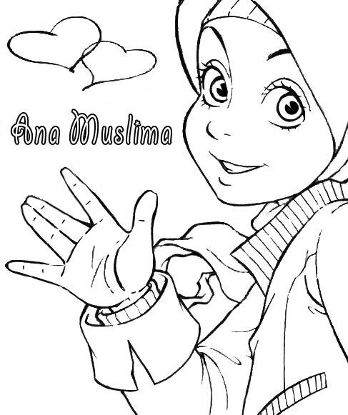 9 best Islamic Coloring Pages images on Pinterest Activities for