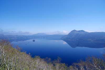 Mashu Lake. Looking for more information aboout Hokkaido? Go Visit Kushiro general Promotion Bureau. http://www.kushiro.pref.hokkaido.lg.jp/