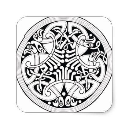 celtic-42345__340 (1)Celtic Knotwork Square Sticker ...