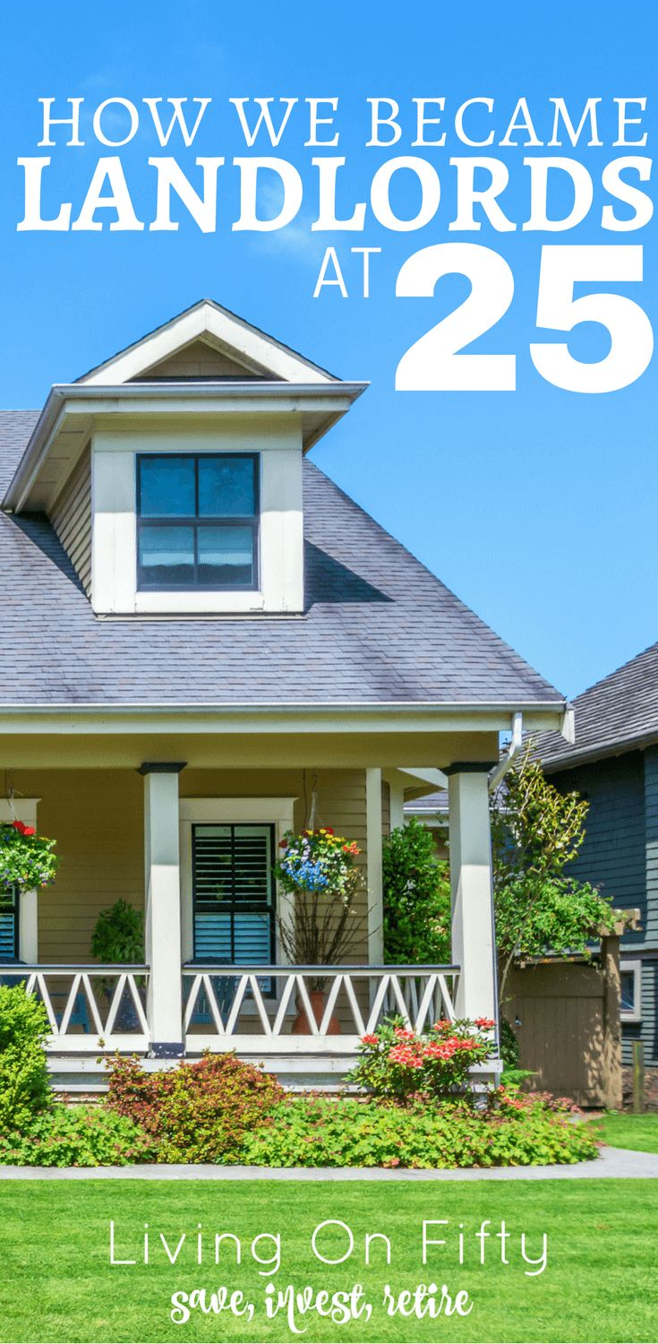 In November of 2016, something exciting happened: we became landlords at 25! If you're been considering it, here how to become a landlord learning from our mistakes & victories.