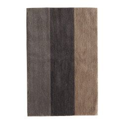 IKEA - BARVALLA, Bathmat, Made of microfiber; ultra soft, absorbent and dries quickly.The anti-slip backing keeps the bath mat firmly in place and reduces the risk of slipping.