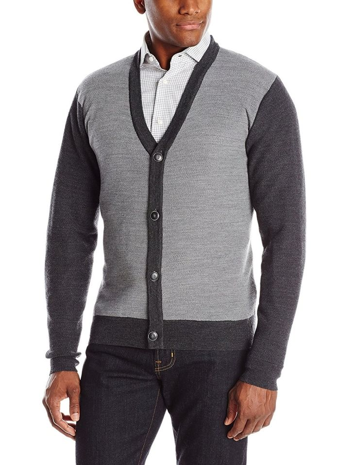 Because no matter how you identify, there's nothing quite as stylish and cozy as a men's cardigan.
