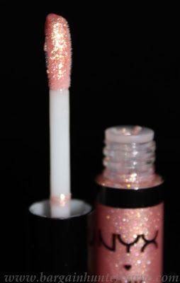 Nyx Glam Lipgloss Aqua Luxe VIP