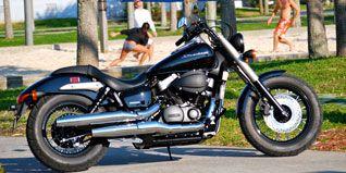 2010 Honda Shadow Phantom Review
