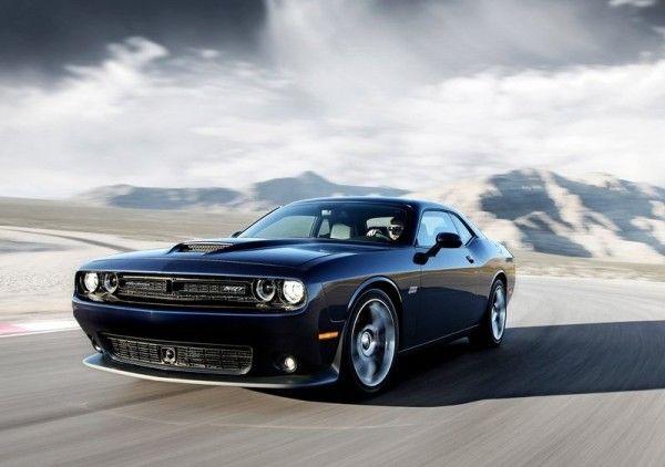 2015 Dodge Challenger SRT Front Exterior 600x422 2015 Dodge Challenger SRT Review Details