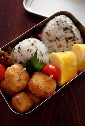 蕗の葉とちりめんの佃煮おにぎり・・ドカ弁&常備菜&嬉しいこと♪|レシピブログ