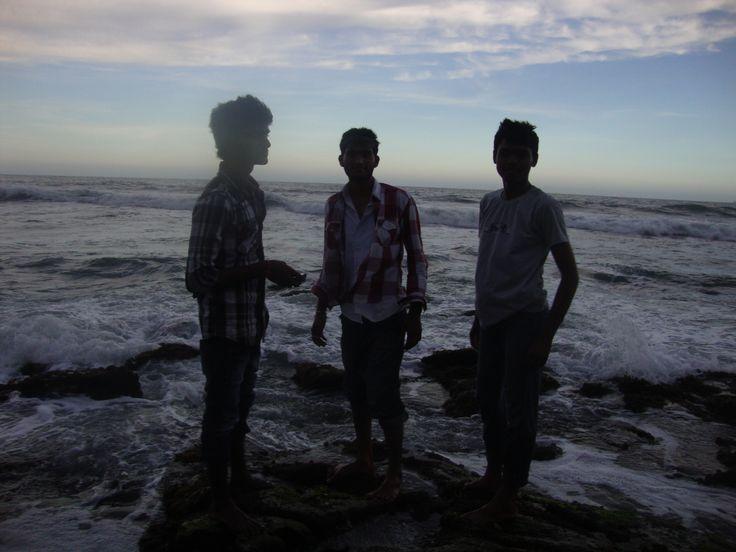 Rushikonda Beach, Vizag, Andhra Pradesh