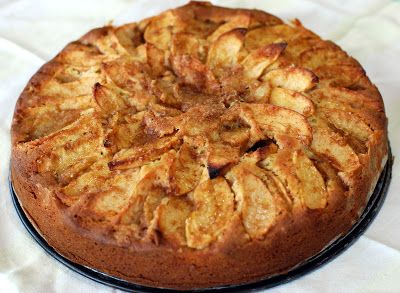 Thermolicious: German Apple & Pear Cake