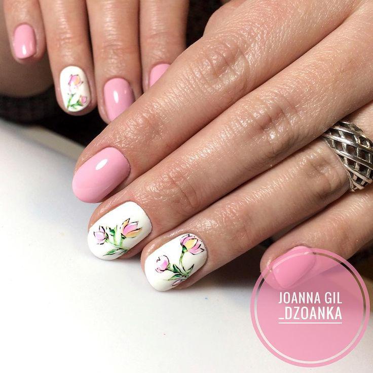Czuć wiosnę  @indigonails #indigo #indigolove #indigonails #indigolicious #nails #nailart #nailholic #nailstyle #nailartist #f4f…