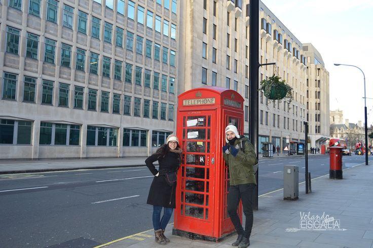 Cómo ir del aeropuerto de Gatwick al centro de Londres, visita a Westminster Abbey, Big Ben, London Eye y Trafalgar Square. Que hacer en Londres en un día.