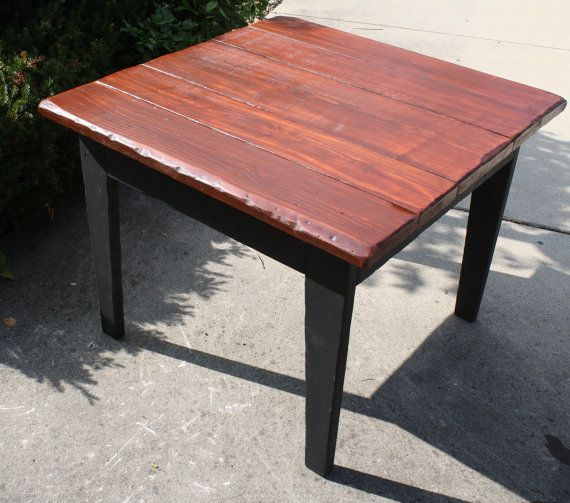 Lime Washed Farmhouse Tables And Benches Bespoke Sizes: 1000+ Ideas About Black Kitchen Tables On Pinterest