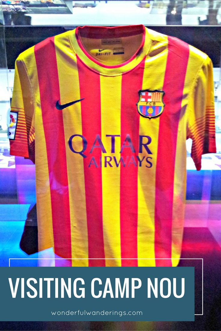 During the Camp Nou Experience, fans of FC Barcelona can visit the famous stadium, take pictures and visit the museum.
