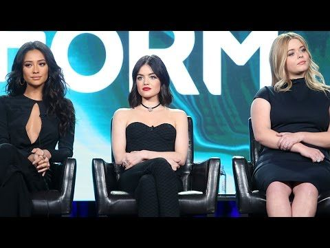Pretty Little Liars Final Season Teases Original Song, Time Jump & Returning Faces - YouTube