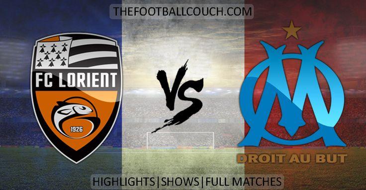[Video] Ligue 1 Lorient vs Olympique Marseille Highlights - http://ow.ly/Zp1xt - #FCLorient #OlympiqueMarseille #ligue1 #soccerhighlights #footballhighlights #football #soccer #frenchfootball #thefootballcouch