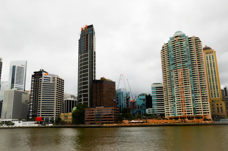 CBD, Brisbane, Queensland