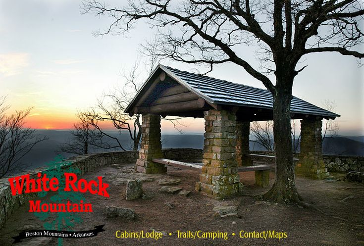 22 best places stuff in near fort smith ar images on for White rock mountain cabins