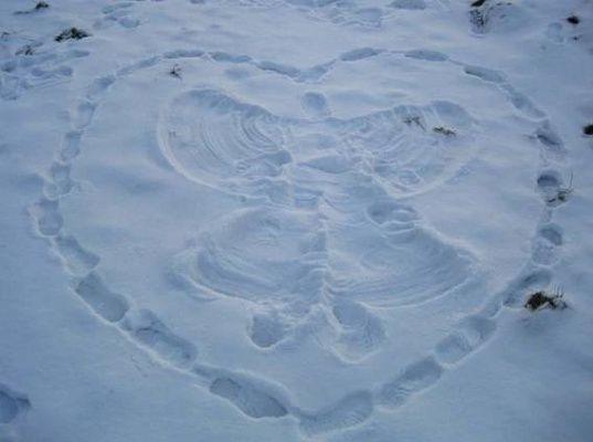 Výherci zimní soutěže Vyfoťte sněžného anděla - ProKrásnéTělo.cz | Péče o krásu a zdraví | kosmetika | péče o tělo, vlasy