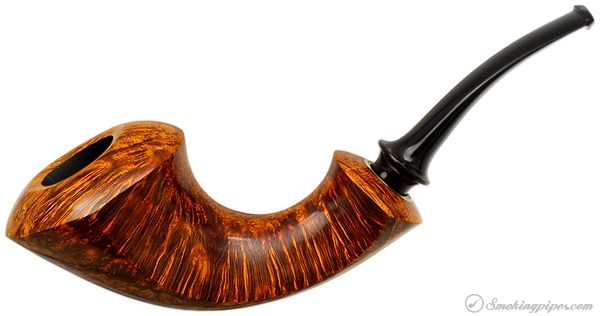 Peter Heding Smooth Horn (Diamond) Pipes at Smoking Pipes .com