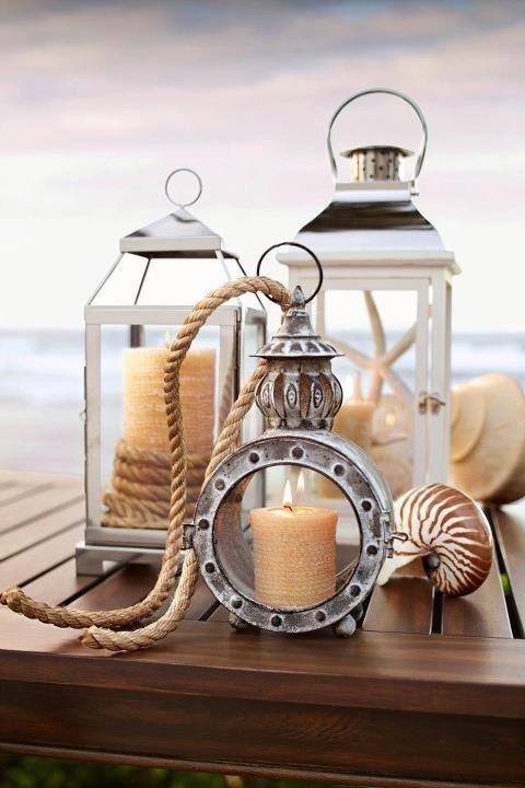 ....seaside candles....